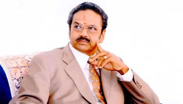 டாக்டர் பா.சிவந்தி ஆதித்தனார்