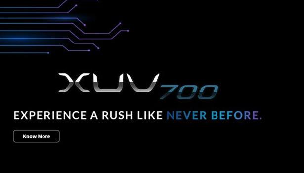 மஹிந்திரா XUV700