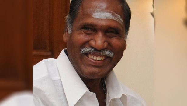 முதலமைச்சர் ரங்கசாமி