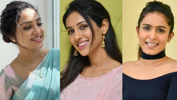 ஸ்மிருதி வெங்கட், ரியா சுமன், சம்யுக்தா ஹெக்டே