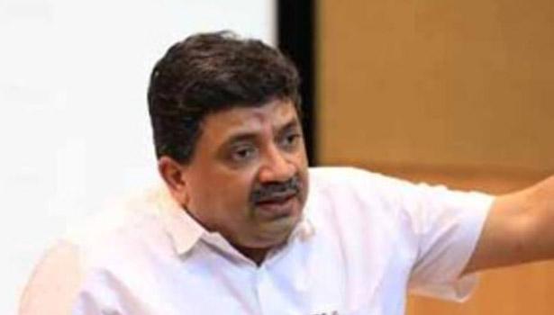 அமைச்சர் பழனிவேல் தியாகராஜன்