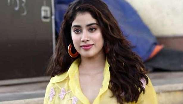ஜான்வி கபூர்
