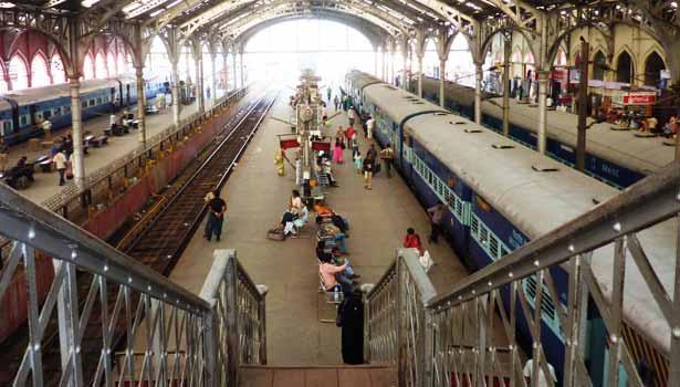 எழும்பூர் ரெயில் நிலையம்