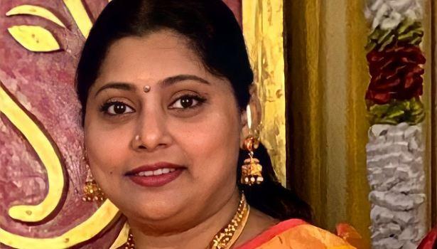 நடிகர் ஹம்சவர்தனின் மனைவி