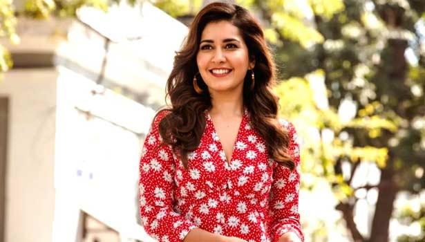 ராஷி கண்ணா