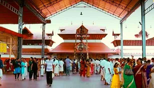 குருவாயூர் கிருஷ்ணசாமி கோவில்