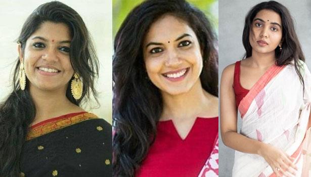 அபர்ணா பாலமுரளி, ரீத்து வர்மா, சிவாத்மிகா