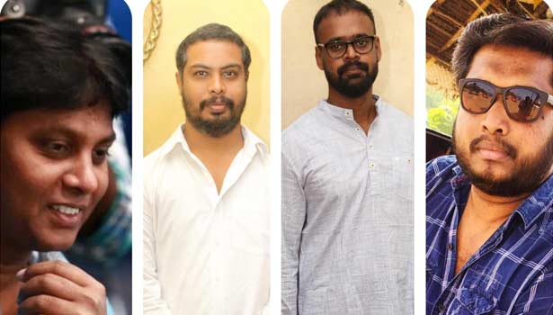 கல்யாண், ராகவன், டான் சாண்டி, அமல் கே.ஜோபி