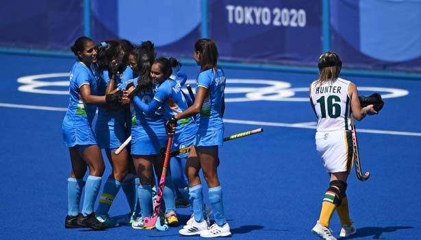இந்திய பெண்கள் ஹாக்கி அணி