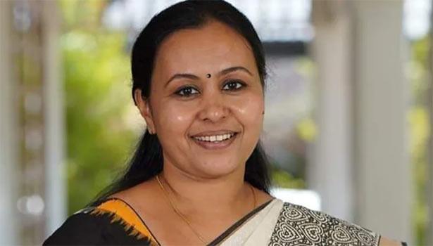 கேரள சுகாதாரத்துறை மந்திரி வீணா ஜார்ஜ்
