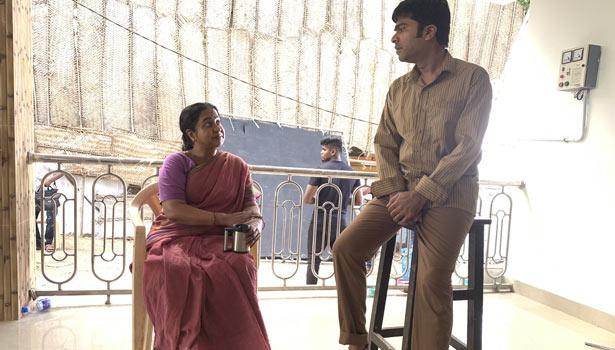 ராதிகா, சிம்பு