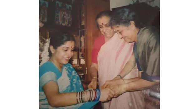 ரம்யா கிருஷ்ணன்