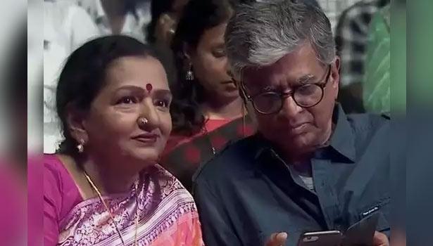 ஷோபா, எஸ்.ஏ.சந்திரசேகர்