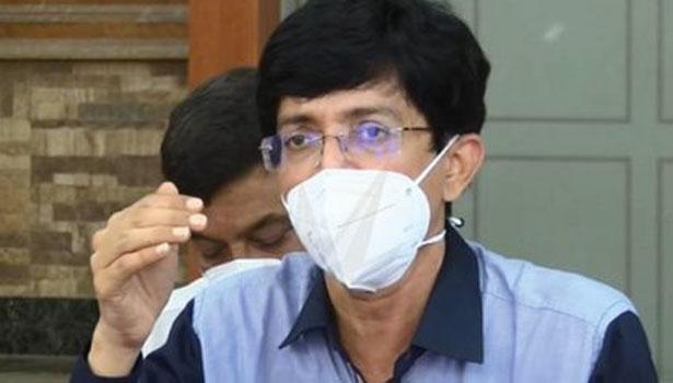 சுகாதாரத்துறை செயலாளர் ராதாகிருஷ்ணன்